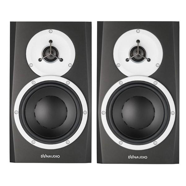 [未央 咖啡.音樂] Dynaudio BM5 MKIII 雙向主動式監聽喇叭【一對 二顆/台灣公司貨保固/丹麥品牌】