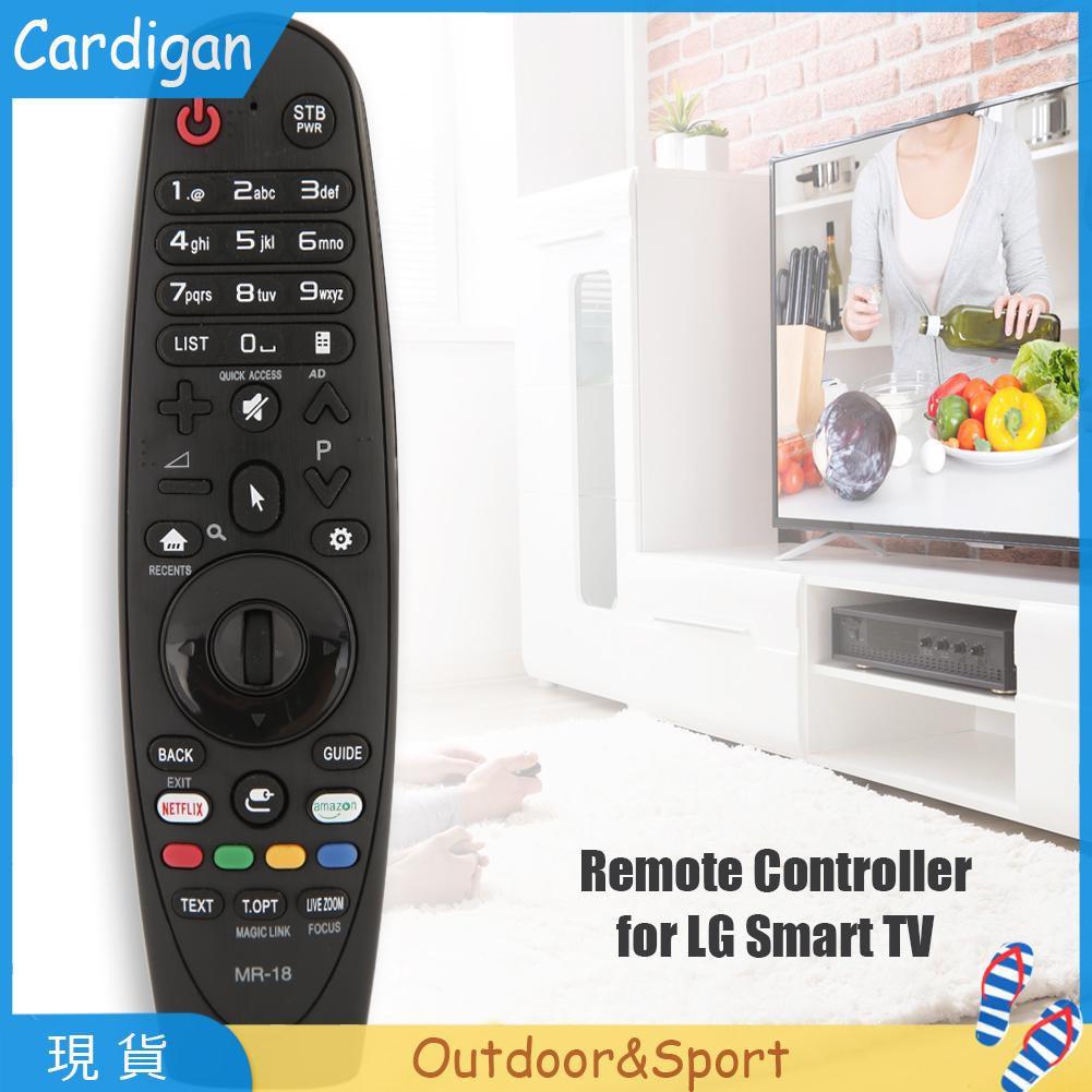 【MR-18】新款 AN-MR600 AN-MR650 電視遙控器 適用於 LG 智能電視