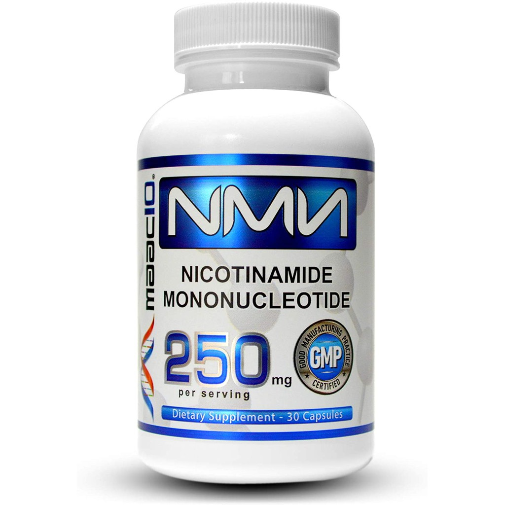 「美國進口 ✨」 NMN 250mg x 30粒 (β-煙酰胺單核苷酸)(增加NAD+)