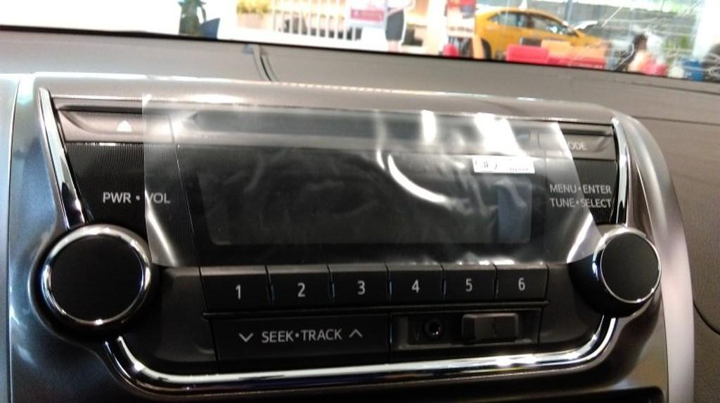 全新 2016 TOYOTA Yaris 原廠汽車音響主機,mp3,Panasonic CQ-JS43GPTT