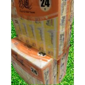 春風羽絨抽取式衛生紙 110抽 1箱72包 2箱144包 宅配免運
