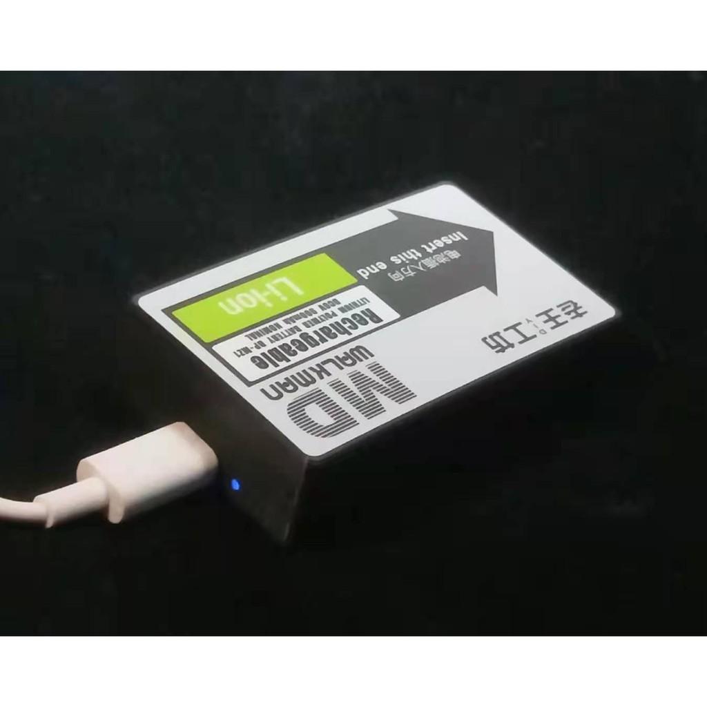 SONY MD MZ-1 鋰電池 BP-MZ1 AIWA AMD-100 GoldStar