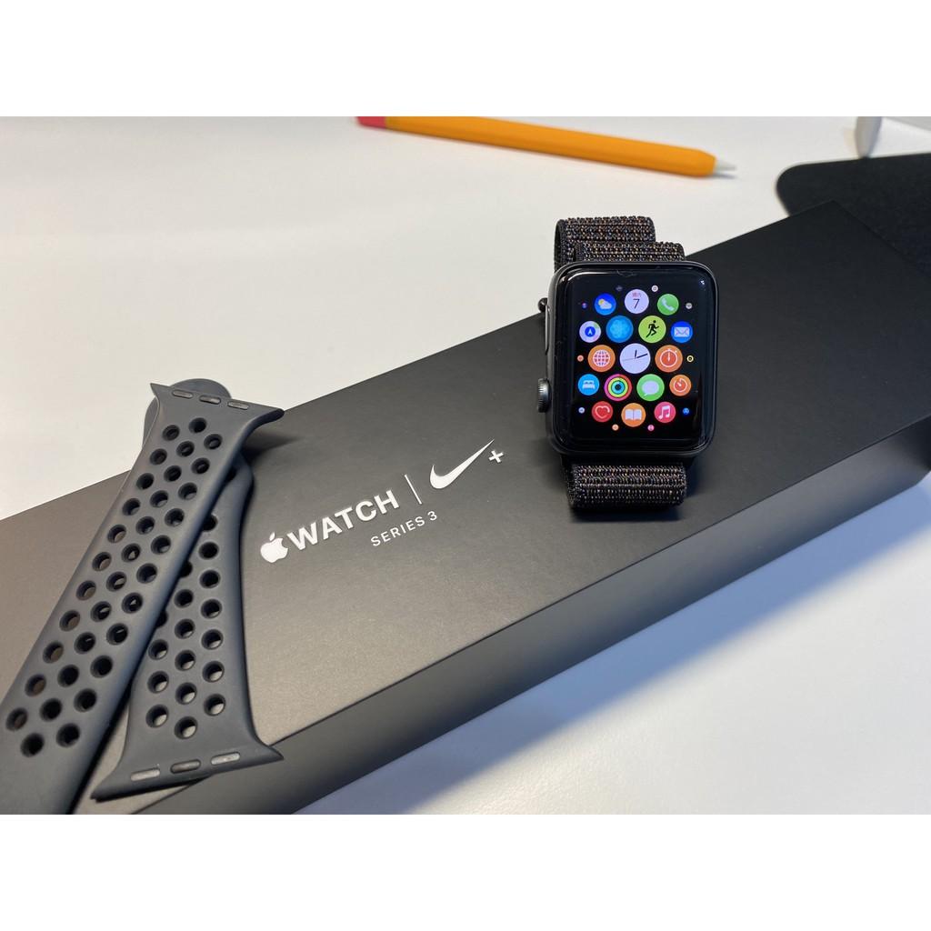 Apple Watch Series 3 Nike+ 42mm 二手