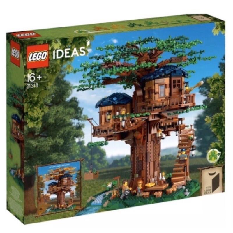 LEGO 21318 Tree House 樹屋