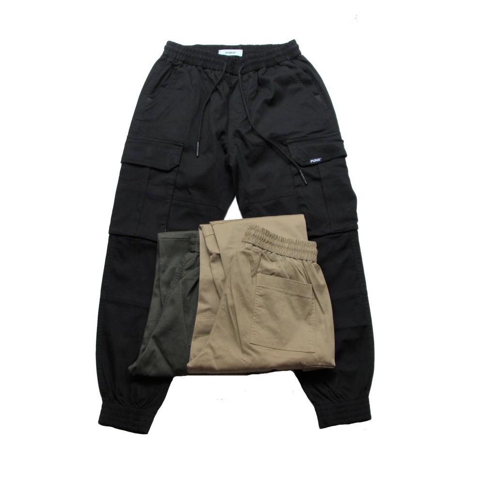 PUNX 19AW JOGGING PANTS 工裝褲束口褲/縮口褲