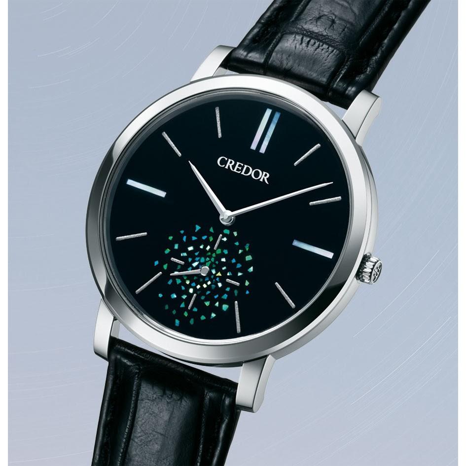 Seiko/精工 credor 貴朵25週年機械手錶  GCBE993