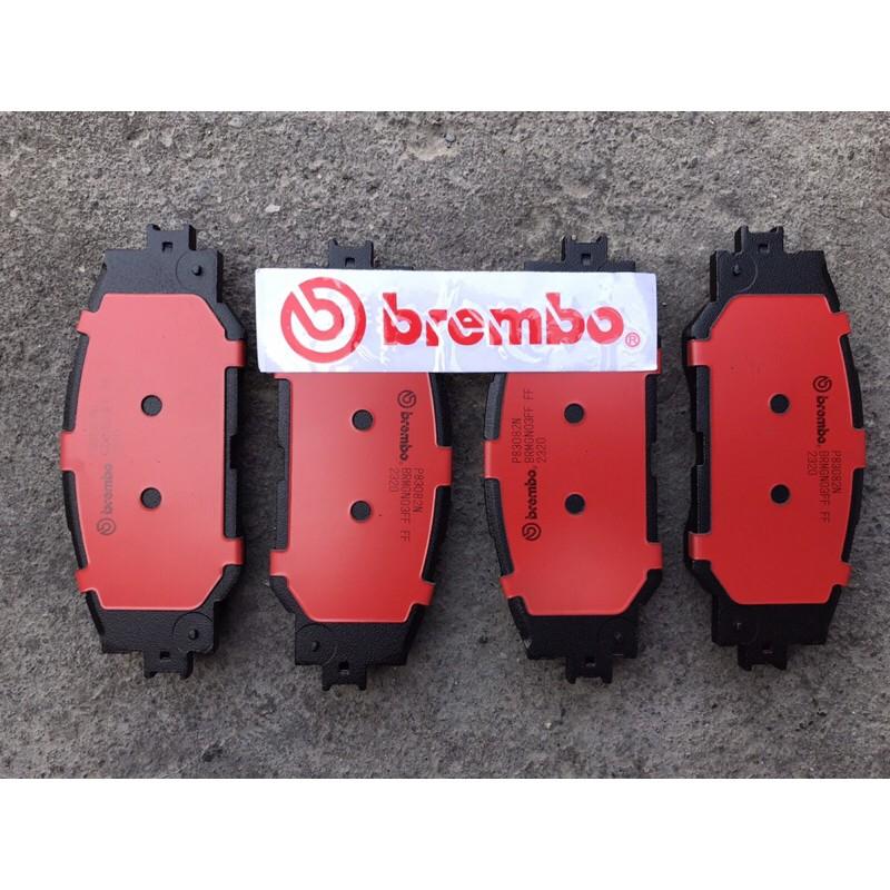 Brembo BMW F10 F11 F25 F26 (G11,G12) 後 煞車皮 剎車皮 煞車片 剎車片 來令片