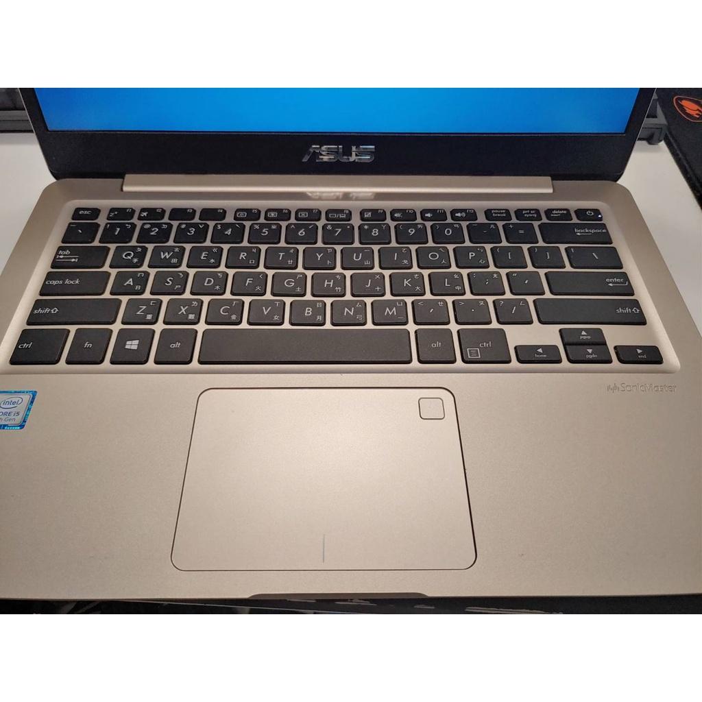 ASUS S410U 14吋 窄邊框 I5-8250 12g SSD128+1T S406U參考