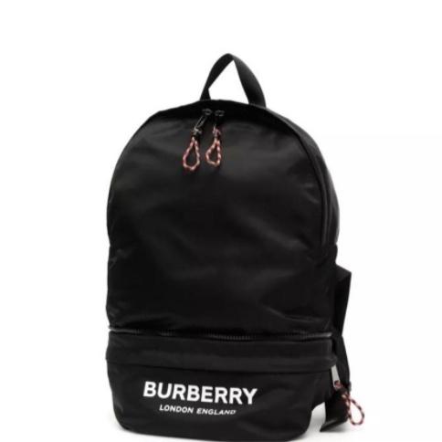 二手正品 BURBERRY 博柏利 19新款雙肩包 腰包 兩用包 變形包 男女同款現貨
