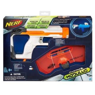 (卡司 正版現貨)NERF 樂活 自由模組系列 攻擊防衛套件 新北市
