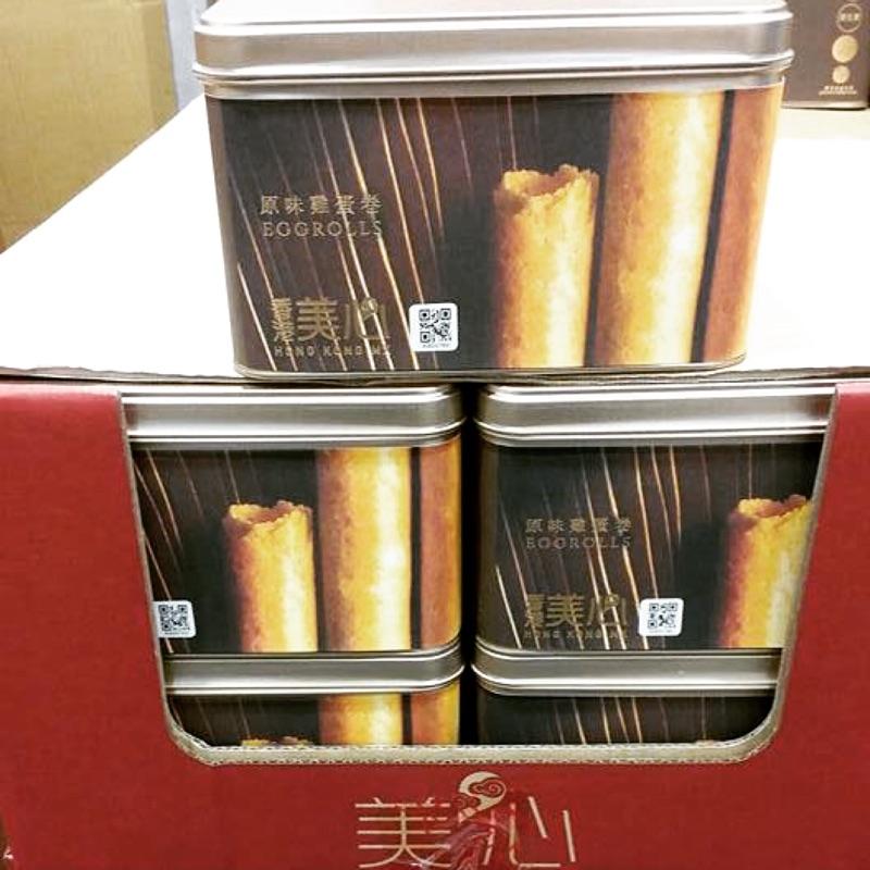 香港美心蛋捲禮盒 ✨COSTCO 代購✨