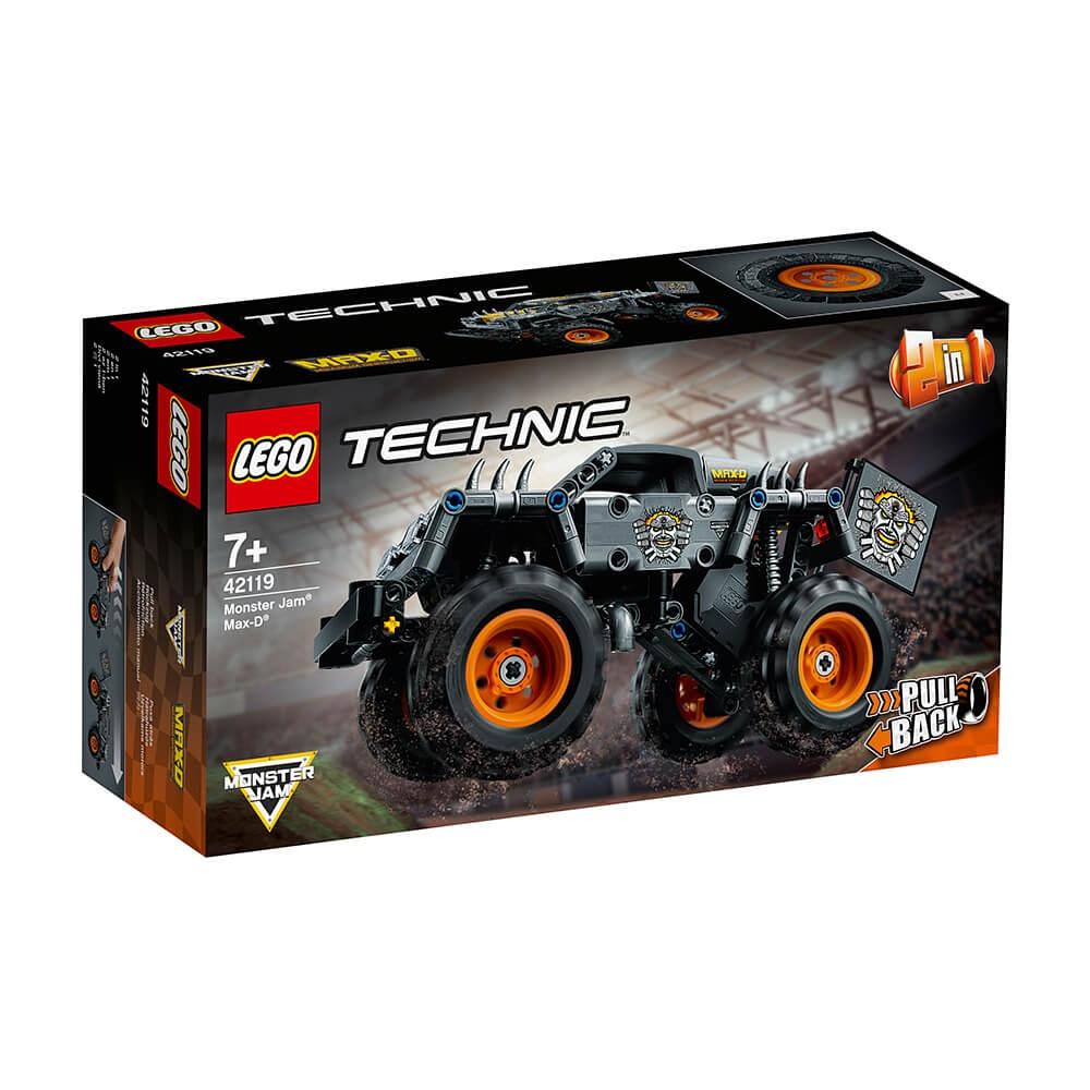 LEGO 樂高 42119 Monster Jam Max-D