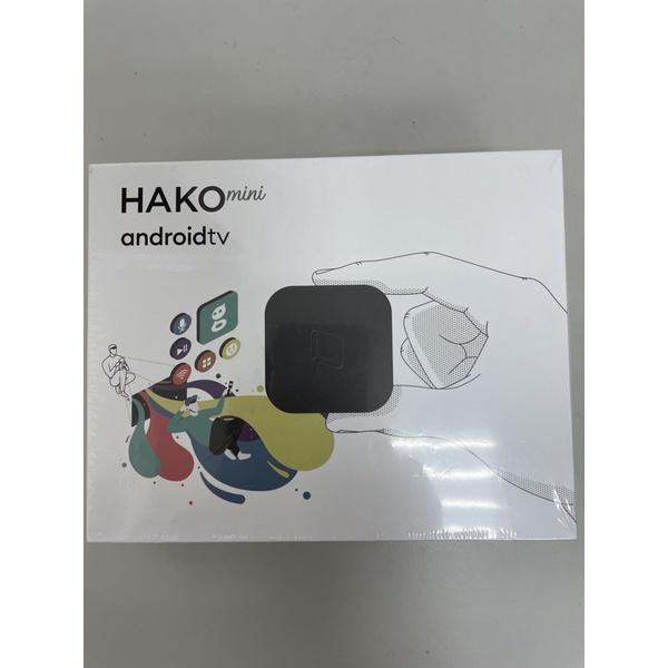 HAKOmini 智慧電視盒  史上最小 零負重 電視盒   AndroidTV + Netflix