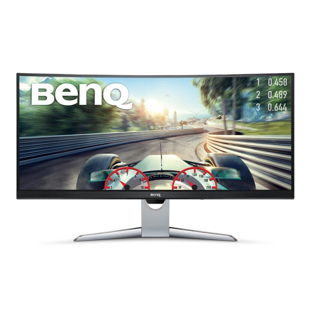 BenQ EX3501R 35型 VA 曲面舒視屏護眼螢幕 3440x1440 21:9 【每家比】