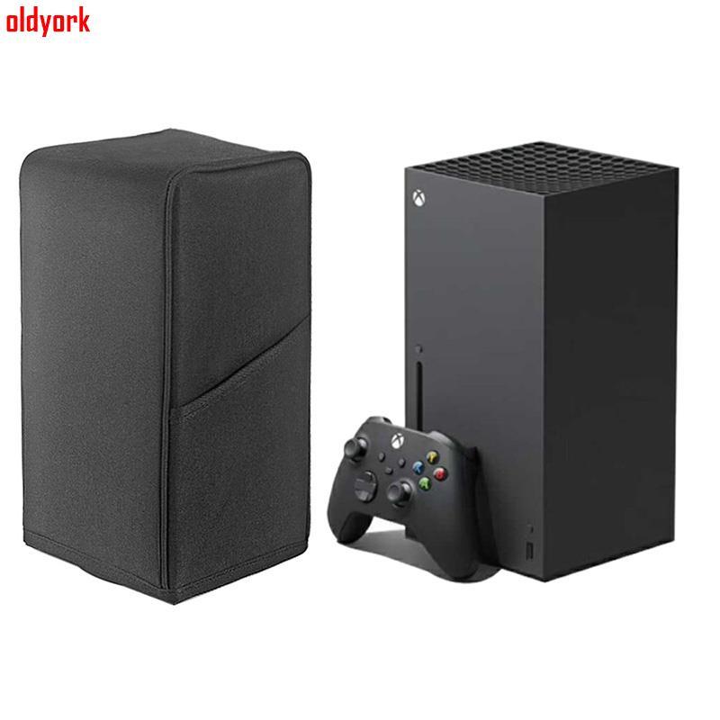 精品秒發適用 微軟Xbox Series X遊戲機防塵罩主機包保護套防塵防刮收納袋