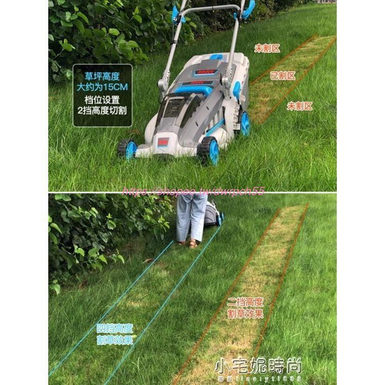 -精美小苑-充電式割草機神器手推割草機新品小型除草機