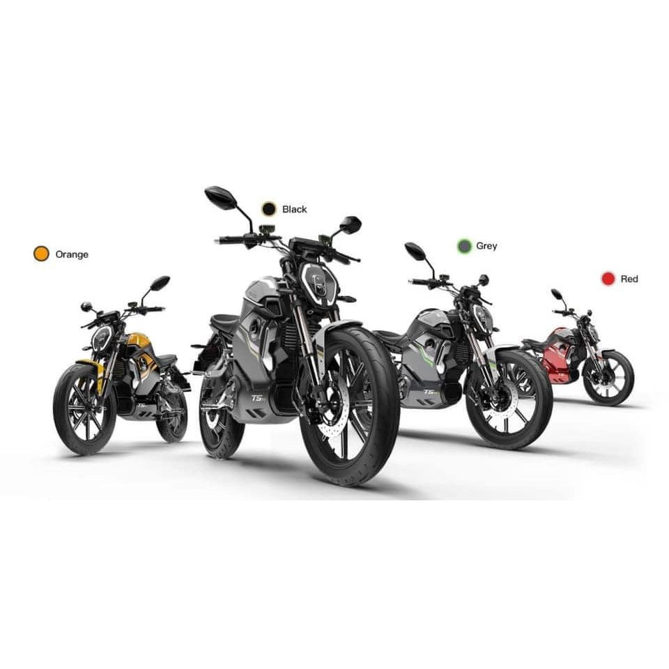 SOCO  TS PRO(X版) 電動自行車/電動機車/電動車 自家充電 免月租費 免駕照 免牌照稅
