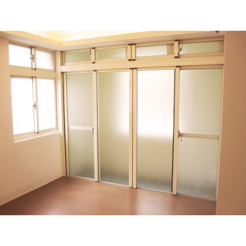 【裝修工程】落地門 南方松陽台 防盜窗 套房 免費丈量 室內設計 鋼鋁門窗-安心整合