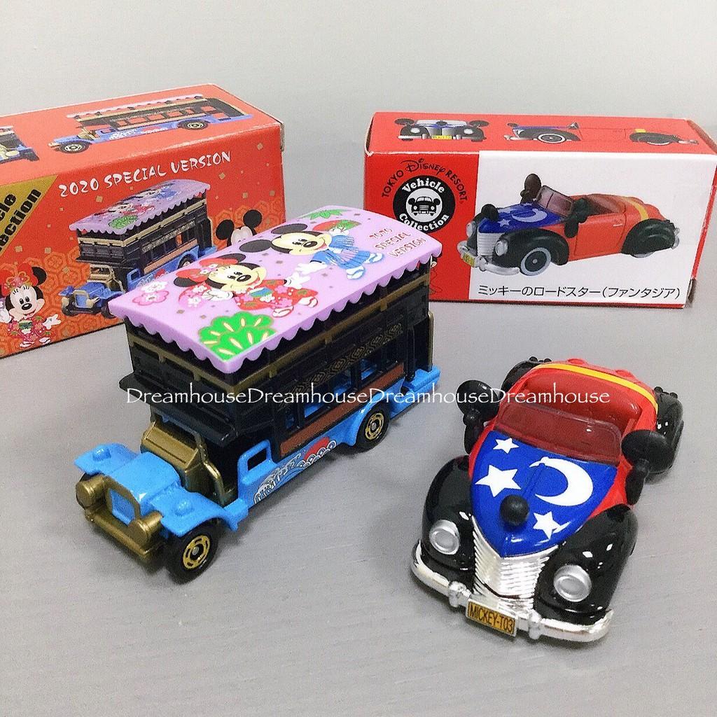 東京迪士尼 2020 夏季限定 和服 米奇 米妮 魔法師 魔術師 米奇 多美車 tomica 模型車 玩具
