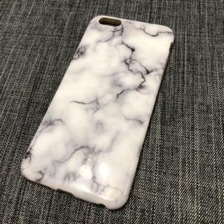🍁二手🍁大理石Iphone6/ 6splus手機殼 高雄市