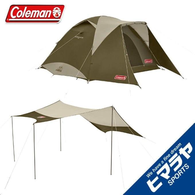 日本國內販售 Coleman タフワイドドーム IV/300 ヘキサセット【帳篷、天幕套裝組】