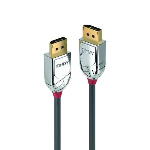 Lindy 林帝 DisplayPort 1.4版 公/公 2M CROMO LINE DP線