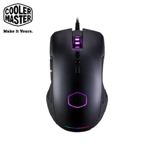 酷碼 CM 310 RGB電競光學滑鼠