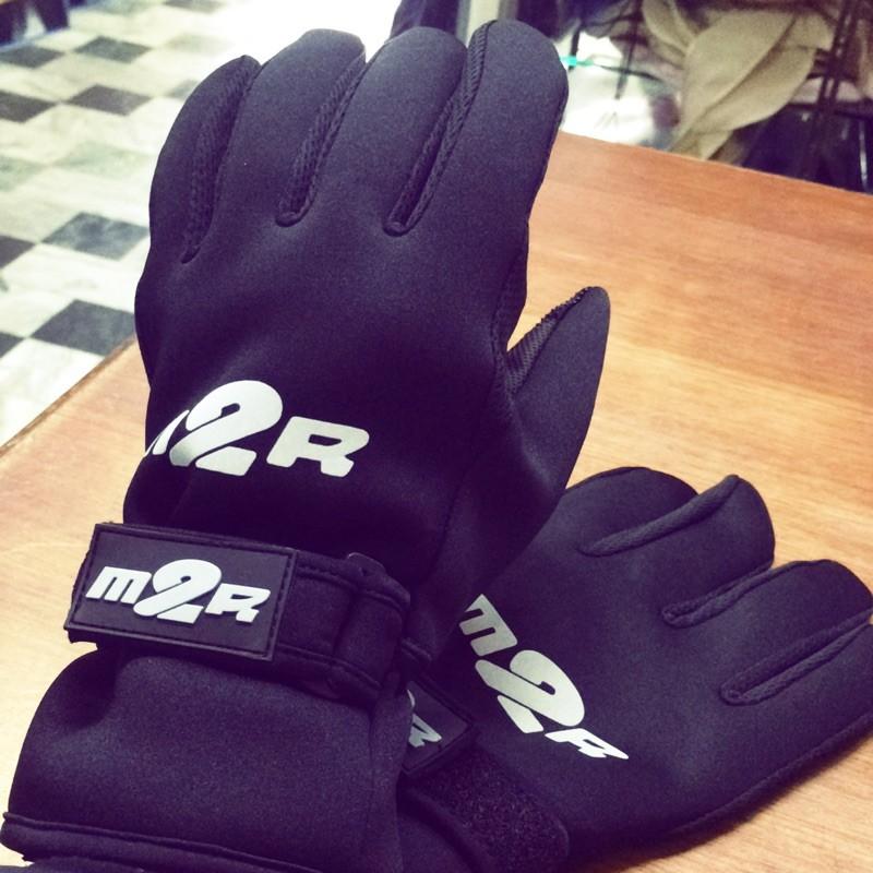 M2R G-01 防風保暖 手套