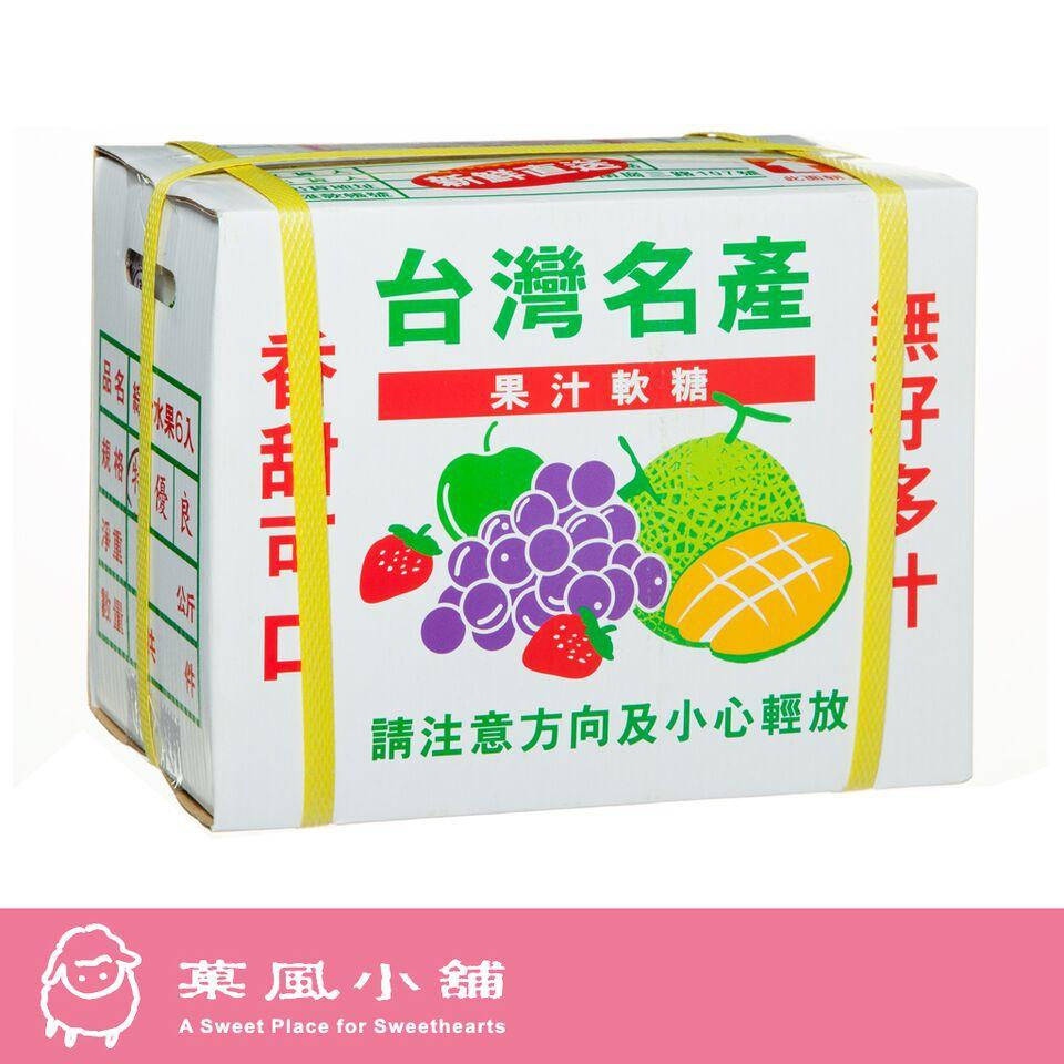 【菓風小舖】新鮮直送水果禮盒-綜合(大)
