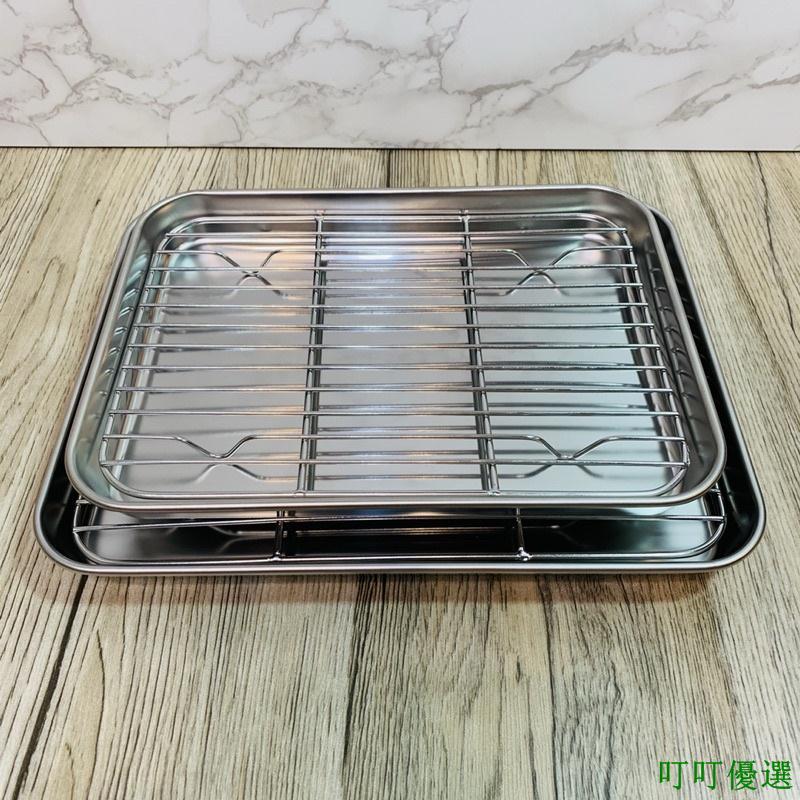 叮叮~~🔥Nerez 不鏽鋼調理盤*27/32/36cm 烤盤 瀝水盤 304