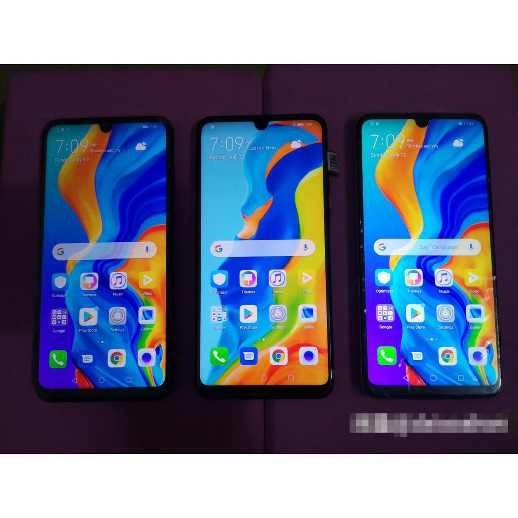 二手華為p30lite國際版6+128手機原裝正品 華為p30