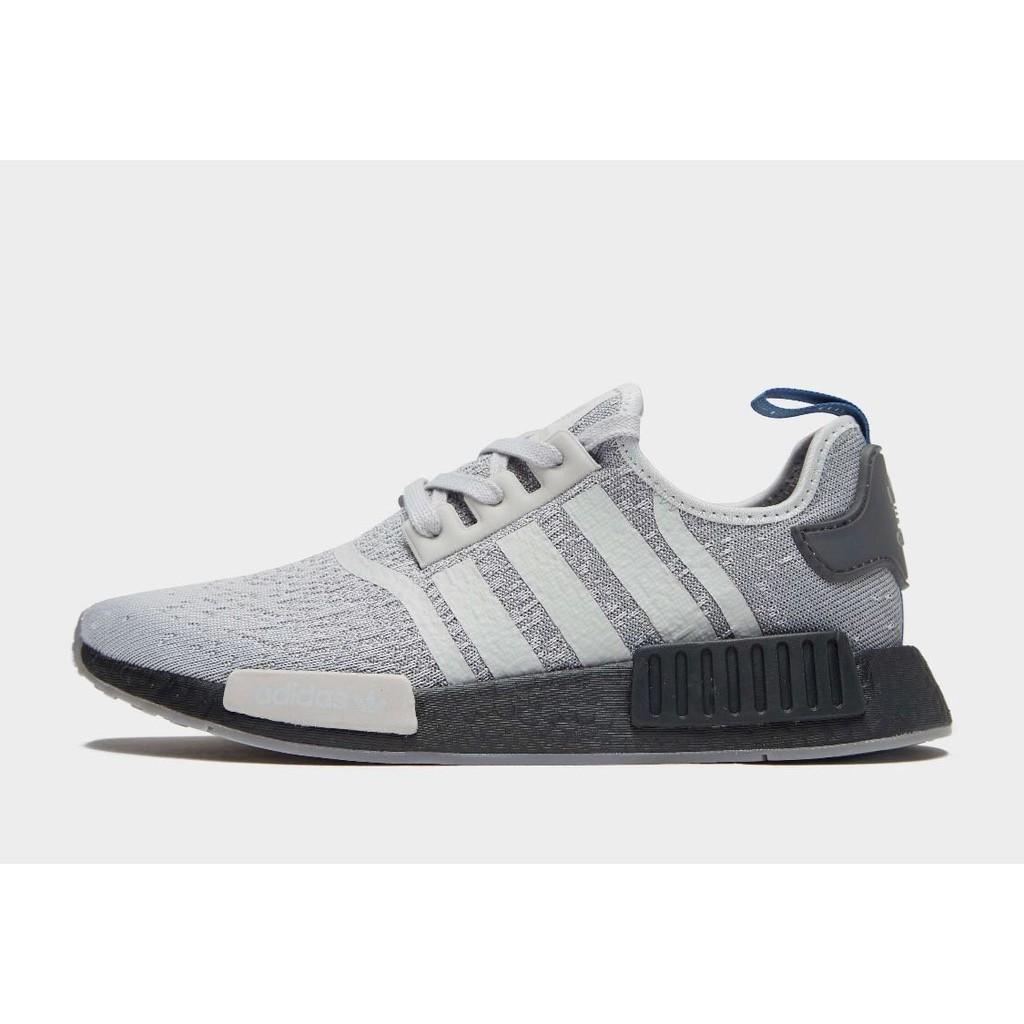 wholesale dealer 9ece9 7593b Adidas NMD R1 Oreo 黑底 灰黑 黑灰 Boost底 英國限定配色 女 男 鞋 限量