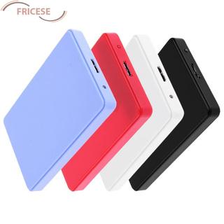 Fricese 2.5 英寸 Usb3.0 Sata 盒 3tb Hdd 硬盤 Ssd 外部機箱,  用於 Pc