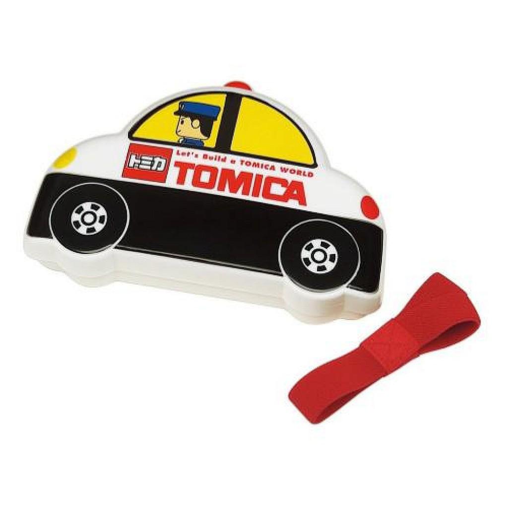 小汽車 TOMICA 造型塑膠便當盒(LBD2/310ML) 4973307125980