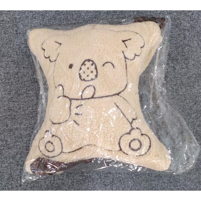 日本進口小熊餅乾背包