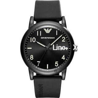 森哥三號店】EMPORIO ARMANI Sport AR11071 運動男錶 43MM 黑色 橡膠樹脂錶帶