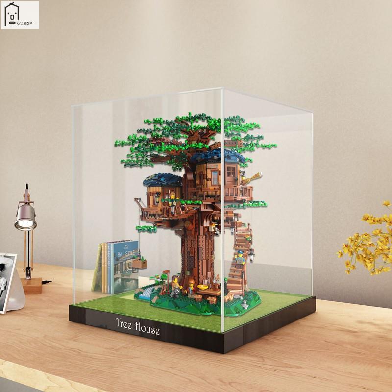 【1977玩具店】適用樂高21318樹屋