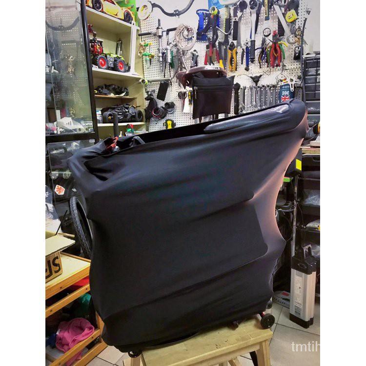 Brompton小布配件 防塵袋 便攜裝車袋 掛袋尾包地鐵包 適合 birdy dAQC