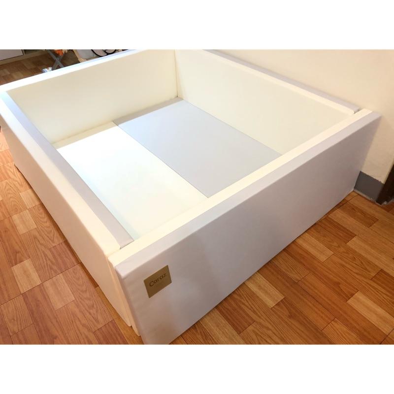 🔥 現貨在台免運🔥韓國Caraz城堡地墊組合 圍欄遊戲池床嬰兒床