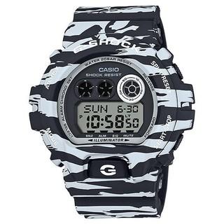 CASIO 卡西歐 G-SHOCK GD-X6900BW-1 大錶徑 斑馬紋 GD X6900 台南市