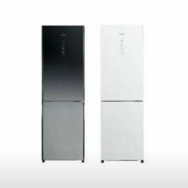 HITACHI 日立 313公升雙門變頻冰箱 RBX330★瑞奇嚴選高階全新冰箱(313公升用)