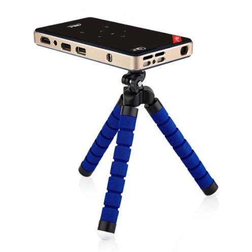 H96-P dlp投影儀2G + 16G amlogic S905家庭影院android迷你投影儀支持同屏手機