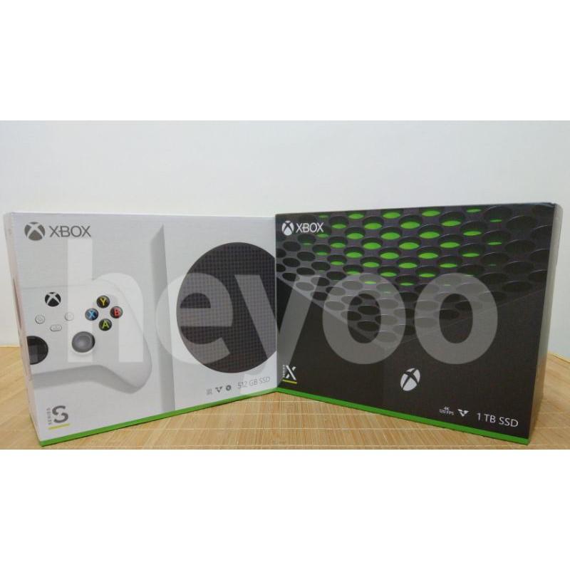 台灣公司貨 現貨 XSX主機 XSS主機 Xbox Series X S主機 Xbox主機 XSX遊戲主機 XSS遊戲機