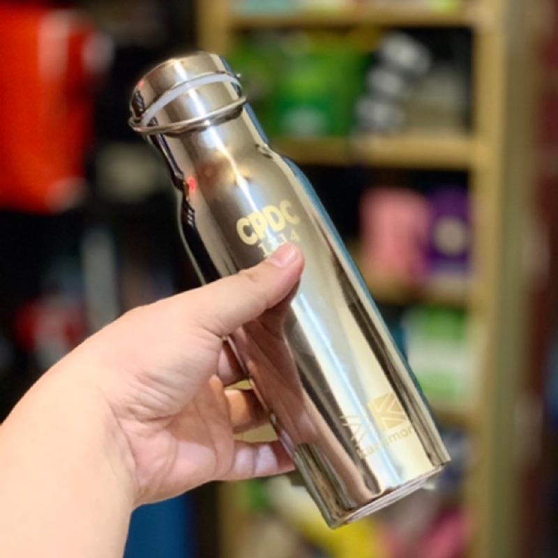 Karrimor 316真空不鏽鋼保溫瓶 真空不鏽鋼保溫甁 真空不鏽鋼保溫瓶  中石化股東會贈品真空不鏽鋼保溫瓶 現貨