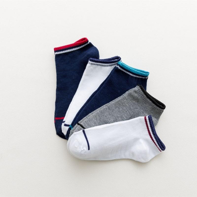[限時下殺] 浅口襪 船型襪 男襪 潮流防臭襪子顯瘦男女短襪Chic襪子男熱賣吸汗短筒襪