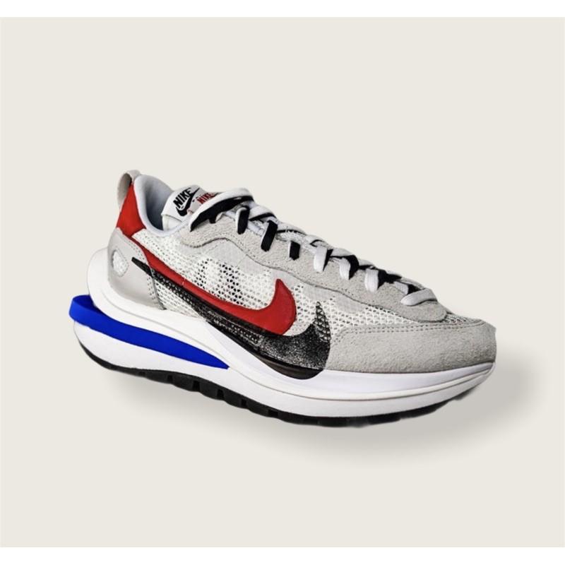 Nike x Sacai VaporWaffle白紅藍 老爹鞋 厚底增高