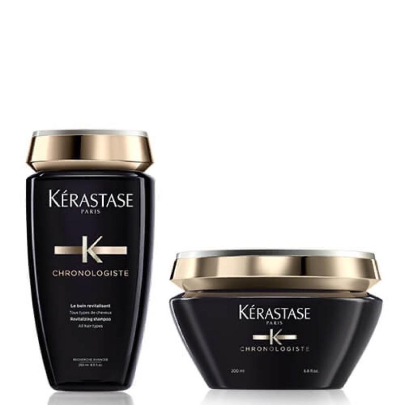 現貨 Kerastase 卡詩 黑鑽極萃逆時系列 男士賦活 控油胺基酸 洗髮/髮膜