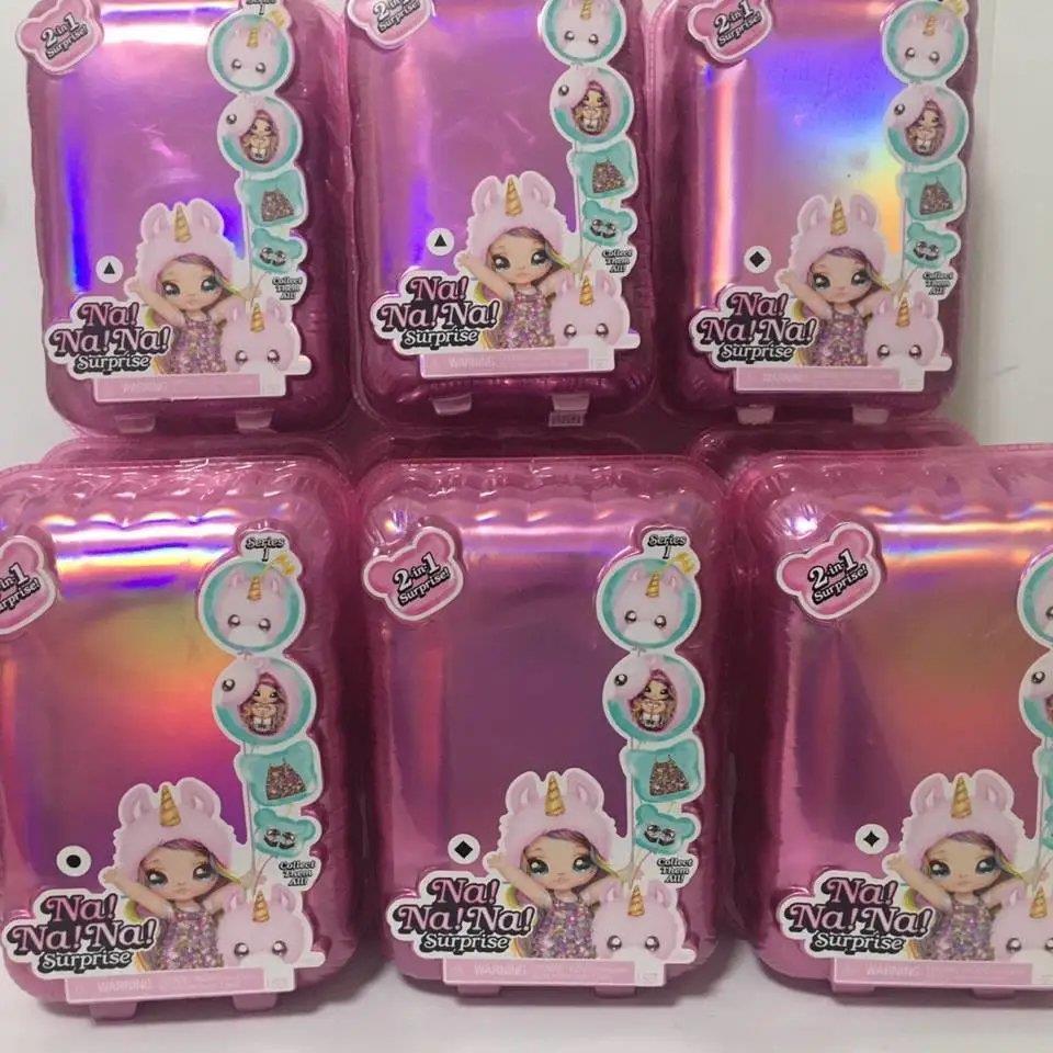 促銷Nananasurprise娜娜娜驚喜娃娃盒Nanana網紅盲盒新年情人節