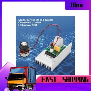 Dioo 【高品質】工具房 10000W AC 220V 可控矽電壓