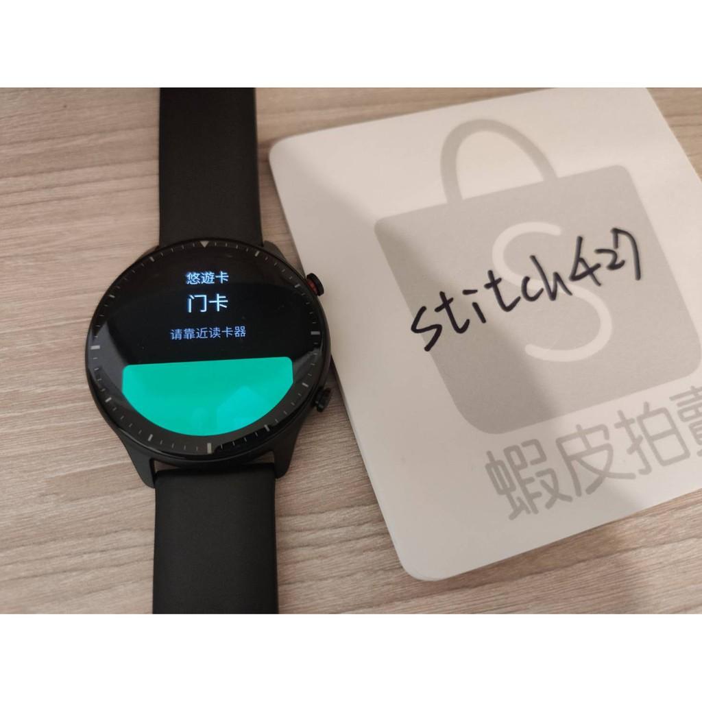 小米手環6nfc版、GTR2(e)陸版、NFC手環 刷入悠遊卡